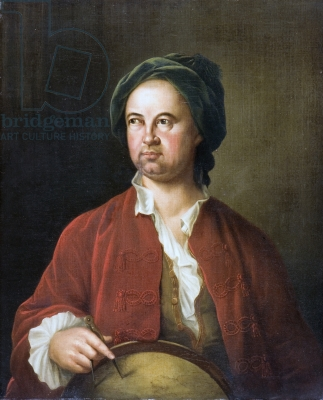 Lewis Morris (1700 – 1765) – This portrait was captured when Lewis